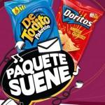 paquetesuene.com, codigos de Doritos y DeTodito