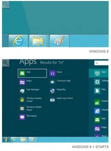 Boton de inicio en Windows 8 con start8