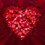 Imágenes de corazones para Facebook