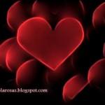 imagen de corazon para usar en facebook