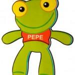 Imprimir Invitaciones de cumpleaños del Sapo Pepe