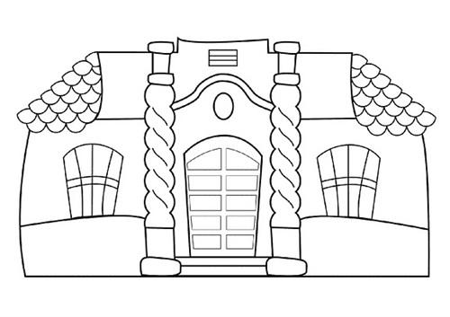 Casa de tucuman en blanco y negro universo guia casa de tucuman en blanco y negro urtaz Images
