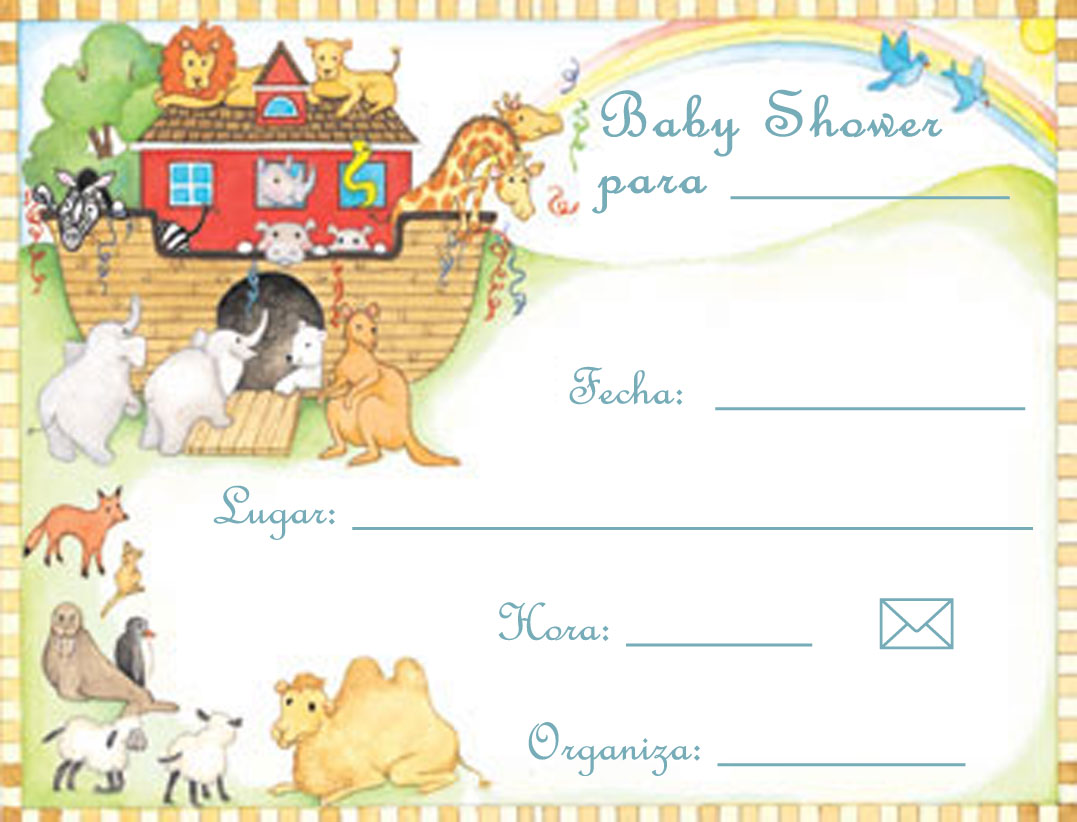 related to invitaciones de baby shower para imprimir como organizar