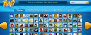 Yepi.com juegos flash