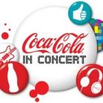 Promo Coca Cola In Concert, canjear SMS de Claro