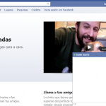 Activar videollamada de Facebook