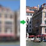 Corregir y acomodar fotos borrosas con la aplicación Smart Deblur