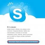 Ingresar a Skype con el usuario de MSN hotmail