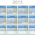 Calendario-2013-en-cuadricula