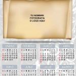 Calendario 2013 en psd editable