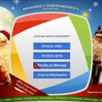 Apps y sitios para escribir la carta a Papá Noel