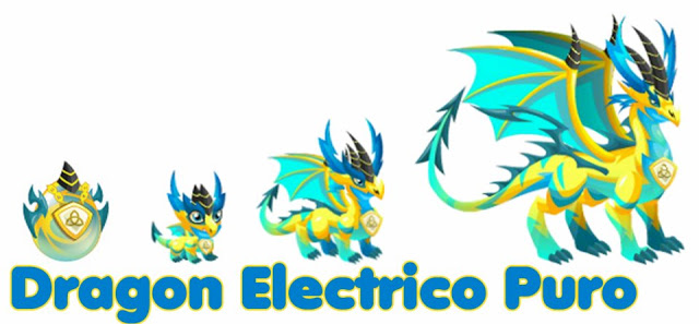 dragon electrico