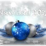 Imágenes con frases navideñas 2012 para Facebook