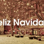 tarjeta navidad 2012