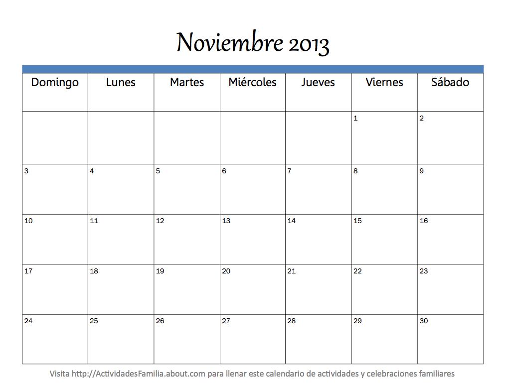 Calendario-Noviembre-2013