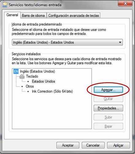 configurar letra ñ 3jpg