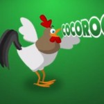 imagen gallo cocoroco del pollito pio