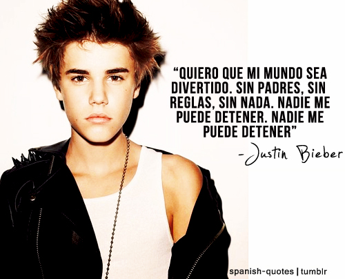 Frases De Amor De Justin Bieber 2015 Putas Para Cojer