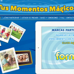 """Ganar un ipad con la """"Promo Momentos Mágicos"""" de Arcor"""