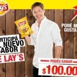 Promo Lays El Sabor de Ganar