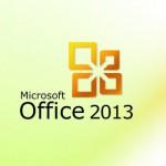 Características Office 2013