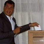 Pagar multa por no votar elecciones Ecuador 2013