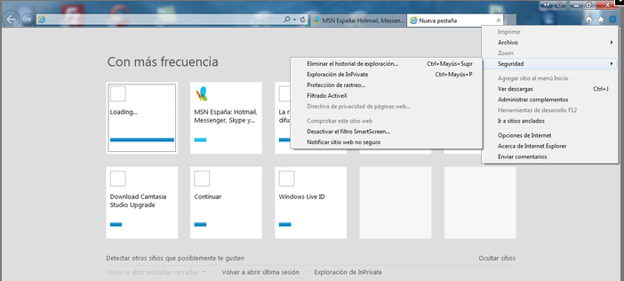 Internet Explorer 10 para Windows 7 - Descargar