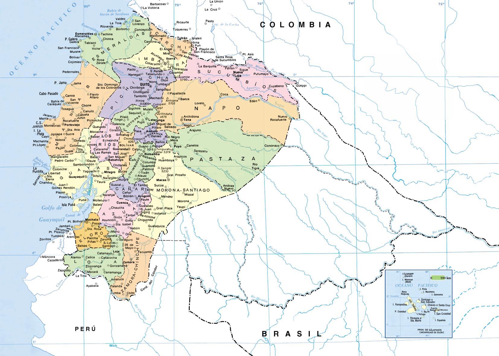 Mapa-politico-del-Ecuador.jpg Mapa de Ecuador Online
