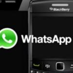 Bloquear whatsapp en mi Blackberry