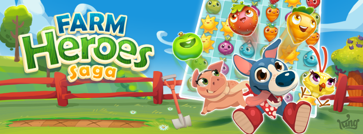 farm heroes saga