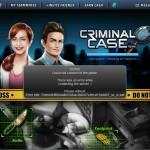 Resolver Error Timeout – Error de Conexion de Criminal Case