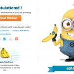 Minion Maker, crear un minion online