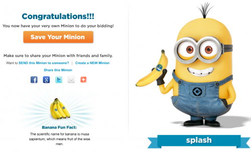 Minion Maker _ Create Your Own Custom Minions4