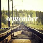Calendarios del Mes Septiembre 2013