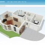 Programa para crear planos de casas