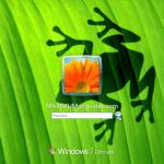 Sacar la contraseña de usuario o administrador en el  inicio de windows 7