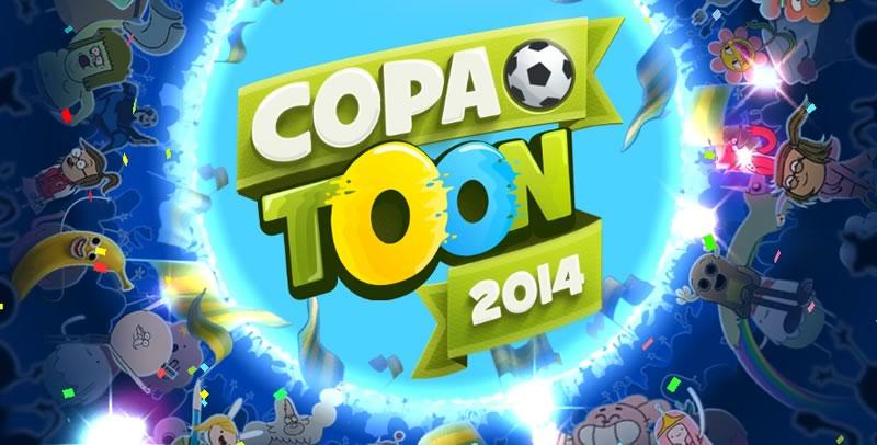 Juegos Copa Toon 2014