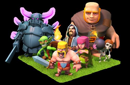 tropas_clash_Clans