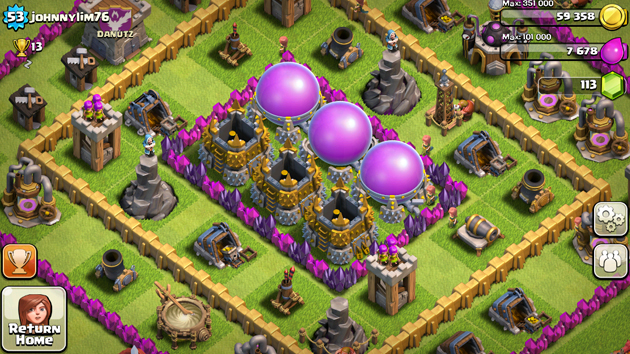 Cómo-mejorar-los-muros-de-Clash-of-Clans2