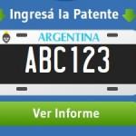 Pedir Informes de vehiculos usados en Argentina con Datacar