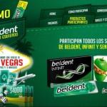"Ganar un viaje a Las Vegas con la ""Promo Bolsillo Izquierdo"" de Beldent"