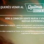 """Promo """"Quilmes Hostel"""", participar"""