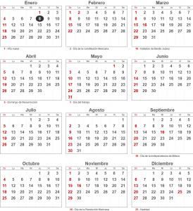 274 x 300 png 73kB, Calendario 2015 Con Festivos Febrero   New ...