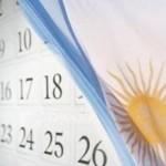 Feriados Puentes y Nacionales 2015 Argentina