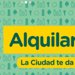 """Inscribirse en""""Alquilar se puede"""", el programa del gobierno de la ciudad"""