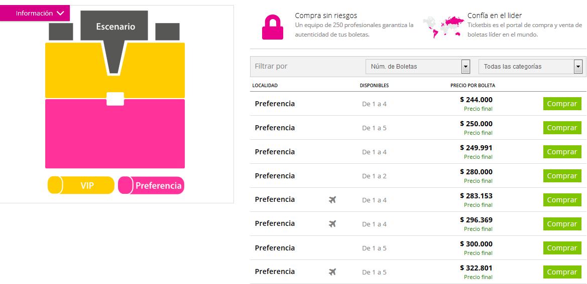 Boletas Katy Perry Colombia 10_10_2015 _ Ticketbis.com.co