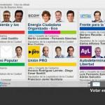 """Cómo realizar el """"voto electrónico"""" para elecciones de la  Ciudad de Buenos Aires"""