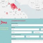 AcáSeDona, el mapa colaborativo para ayudar a los damnificados por las inundaciones
