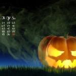 Calendarios del mes de octubre 2015