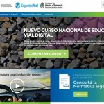 Realizar online el curso de Educación Vial